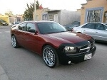 Foto Dodge Charger Sedán 2008