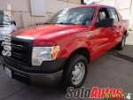 Foto FORD F-150 4p 5.0 xl crew cab 4x2 v8 at 2013