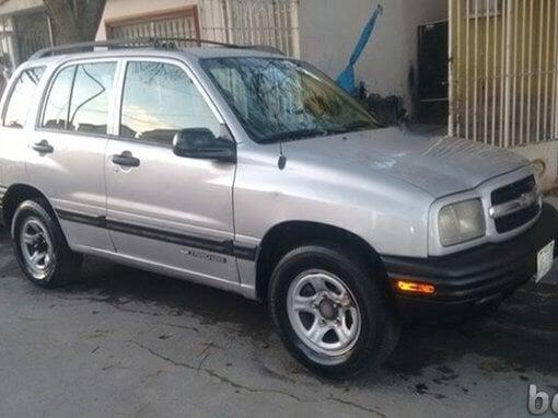 Foto 2002 Chevrolet Tracker, Apodaca, Nuevo León