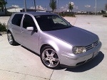 Foto Preciosa Volkswagen Golf 2002