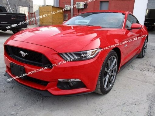 Foto Ford Mustang 2015 1000