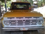 Foto Camioneta ford clasica 65 solo conocedores