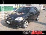 Foto Chevrolet aveo 4p 1.6L MT M 2010 Aveo Seminuevo