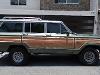 Foto Jeep Gran Wagoneer Familiar 1987 4x4 para...