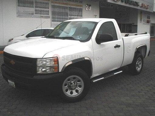 Foto Chevrolet Silverado 1500 Pick Up 2013 40283