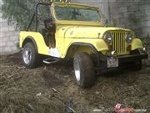 Foto Jeep Willys Convertible 1960