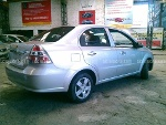 Foto Chevrolet Aveo 2011