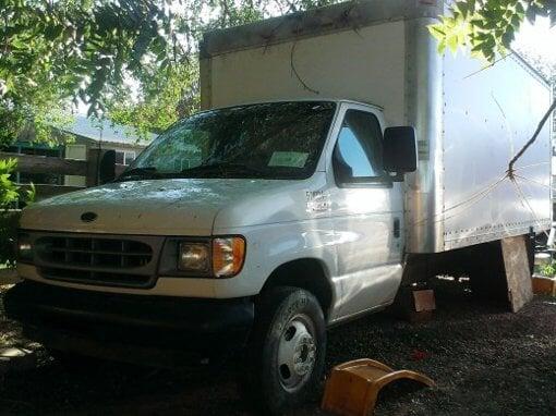 Foto Camioneta Ford Van 3 1/2, Excelente Estado