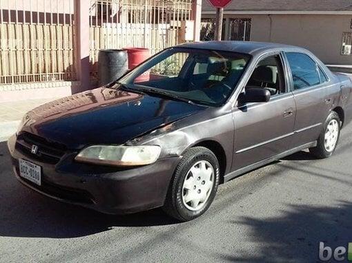 Foto 1998 Honda Accord, Nuevo Laredo, Tamaulipas