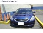 Foto Nissan versa advance 2012, Navojoa,