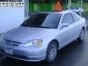 Foto Honda civic 2001 color gris plata excelente...