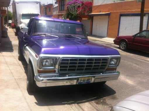 Foto Ford Modelo Pick up año 1979 en Iztapalapa...
