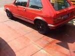 Foto Volkswagen Caribe Sedán 1985