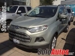 Foto FORD EcoSport 5p 2.0 trend 4x2 at 2014