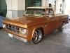 Foto Dodge Pick Up -69 Camioneta En Excelente Estado...