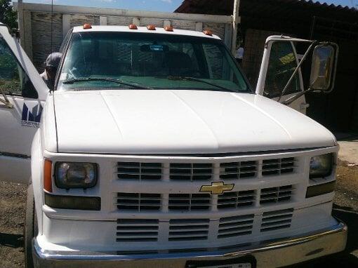 Foto Se vende chevrolet 3500 HD diesel modelo 2000