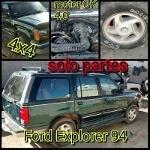 Foto Ford Explorer 1994 Gasolina 36261 kilómetros en...