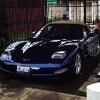 Foto Imponente Corvette C5 Convertibleb