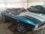 Foto Mustang clasico mod 71 Standar
