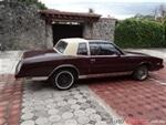 Foto Chevrolet Monte Carlo Coupe 1981