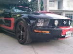 Foto Imponente Mustang GT Convertible