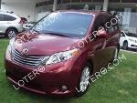Foto Van/mini van Toyota SIENNA 20