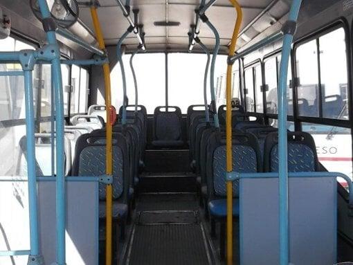 Foto Camion Escolar Mercedez Mod 2002