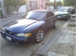Foto Mustang 1995 convertible