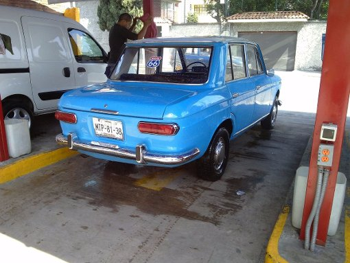 Foto Nissan Datsun Bluebird Standar Fac. Original Llant