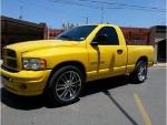 Foto 2004 Dodge Ram 1500 cabina sencilla Rines 22
