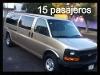 Foto Chevrolet Express Van 15 Pasajeros, 2008