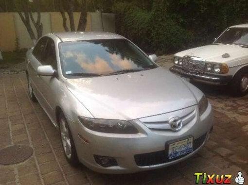 Foto Mazda 6 2006 4 cilindros, Zapopan