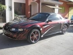 Foto Ford Mustang GT 2001
