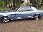 Foto Mustang 1965 Impecable Nunca Restaurado Placas...