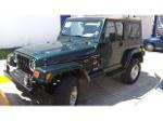 Foto 2000 jeep wrangler sahara