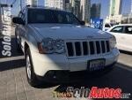 Foto Jeep grand cherokee 5p 3.7l laredo 4x2 v6 power...
