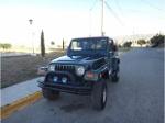 Foto Jeep Wrangler Sahara 2000