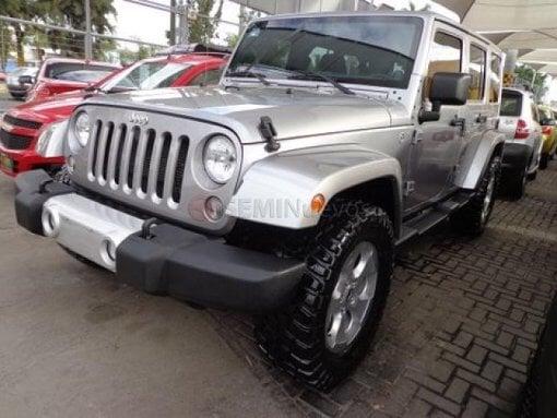 Foto Jeep Wrangler 2014 15000