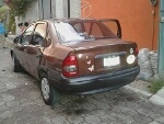 Foto Chevrolet Modelo Monza año 2002 en Xochimilco...