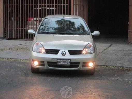 Foto Renault Modelo Clio año 2008 en Benito jurez...