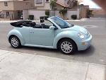 Foto Volkswagen Beetle Descapotable 2004