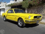 Foto Ford mustang hard top clasico