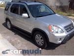 Foto Honda CR-V, Color Plata / Gris, 2006, Querétaro...