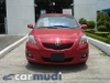 Foto Toyota Yaris 2009, Color Rojo, Estado De México