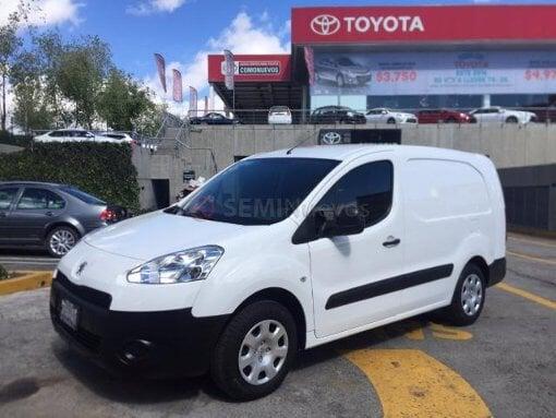 Foto Peugeot Partner 2015 10000