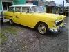 Foto Chevrolet bel air wagon clásica de colección...