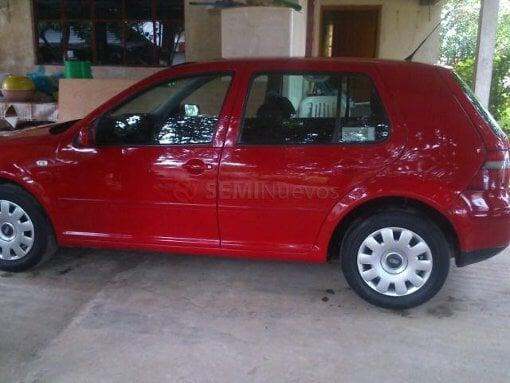 Foto Volkswagen Golf A4 2005 108600