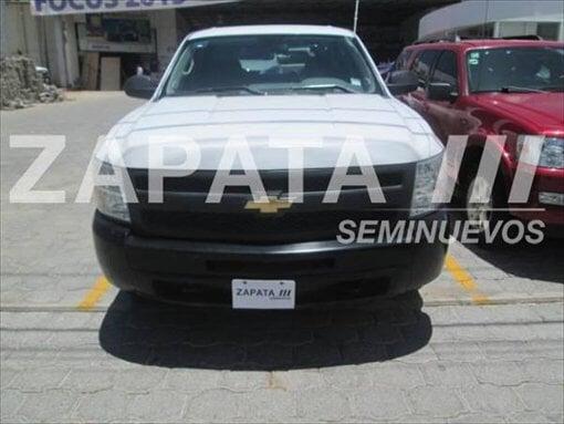 Foto Chevrolet silverado 2500 pick up
