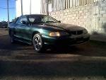 Foto Ford Mustang GT convertible legalizado 1998...