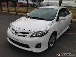 Foto Toyota Corolla 2011 4p Xrs 5vel 2.4l A/ Ee Cd R-16